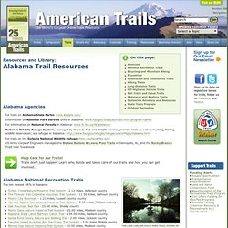 American Trails: Trail Resources in Alabama