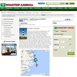 The Great American RoadTrip Forum - Outer Banks -- Lighthouses and More