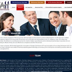 American Tax Service United Kingdom