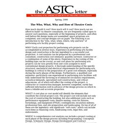 American Society of Theatre Consultants