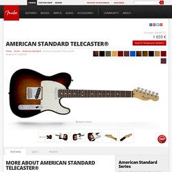 American Standard Telecaster®