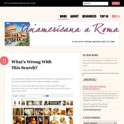 Rome blog