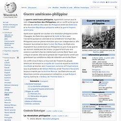 Guerre américano-philippine