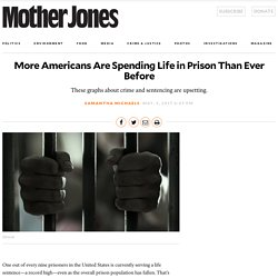 More Spending Life in Prison Than Ever Before