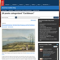Americas Collections Blog: Caribbean