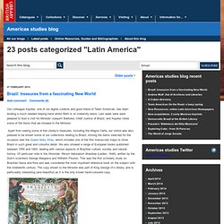 Americas Collections Blog: Latin America