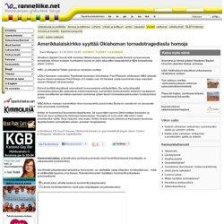 Amerikkalaiskirkko syyttää Oklahoman tornadotragediasta homoja - ranneliike.net