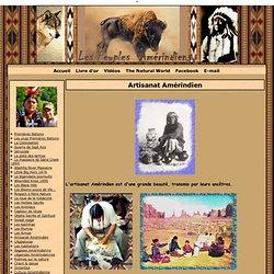 Artisanat Amérindien