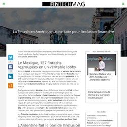 L'Amérique Latine lutte pour l'inclusion financière : FinTech Mag