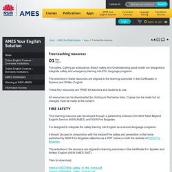 AMES - Free teaching resources
