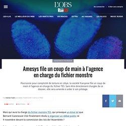 Amesys file un coup de main à l'agence en charge du fichier monstre
