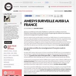 Amesys surveille aussi la France