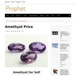 Amethyst Price