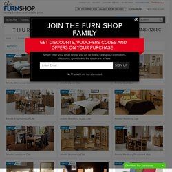 The Furn Shop - Ametis Furniture Stockist UK