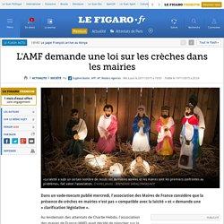 L'AMF demande une loi sur les crèches dans les mairies