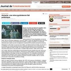 Amiante: une mine pyrénéenne fait polémique