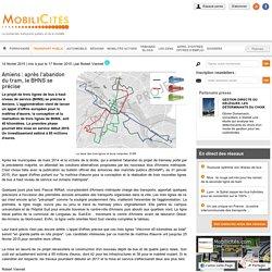 Amiens : après l'abandon du tram, le BHNS se précise