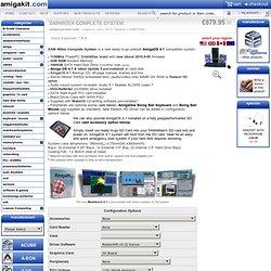 www.amigakit.com - SAM460EX COMPLETE SYSTEM