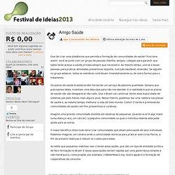 Festival de Ideias 2012 - Uma plataforma para unir ideias