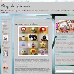 Blog de Goanna: Amigurumi: Tutorial y definición