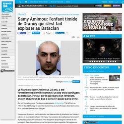 FRANCE - Samy Amimour, l'enfant timide de Drancy qui s'est fait exploser au Bataclan