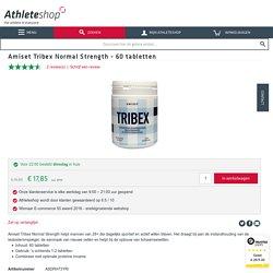 Amiset Tribex Normal Strength - 60 tabletten kopen