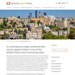 Amman Sightseeing Jordan