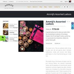 Assorted Ladoos Online