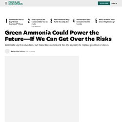 Ammonia - Green Ammonia - Ammonia for Power