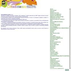 Cittadinanza attiva (glossario)