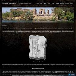 Temple of Alexandria