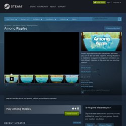 Among Ripples on Steam