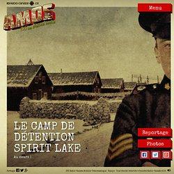 Amos, 100 ans d'histoires inusités