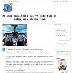 Y a t-il un pilote dans votre projet numérique éducatif ? - Amotice