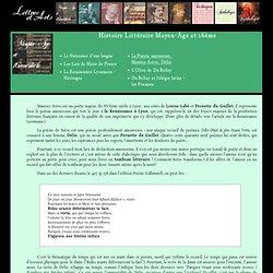 La Poésie amoureuse : Maurice Scève, Délie – Lettres-et-Arts.net