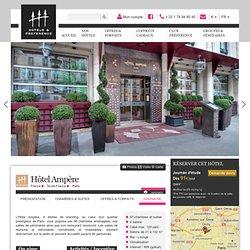 Hôtel Ampère - Paris