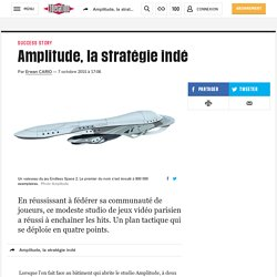 Amplitude, la stratégie indé