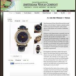 Amsterdam Watch Company - Horloges