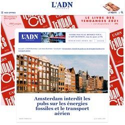 Amsterdam s'engage dans la transition sur le climat