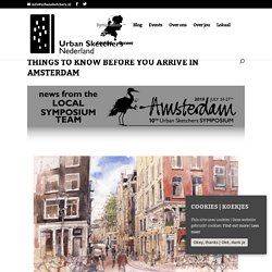 Things to know before you arrive in Amsterdam