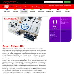Smart Citizen Kit