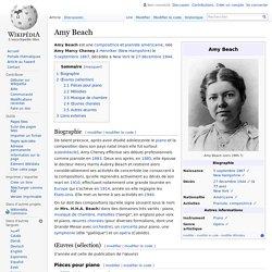 Amy Beach