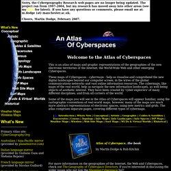 An Atlas of Cyberspaces