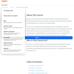 An Introduction to APIs - API Course