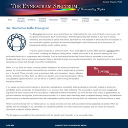 An Introduction to the Enneagram