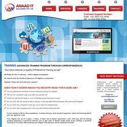 Anaad IT Solutions Pvt. Ltd.