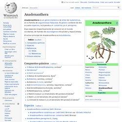 Anadenanthera