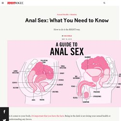 Anal Sex: What You Need to Know