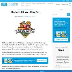 Modelo All You Can Eat - O Analista de Modelos de Negócios
