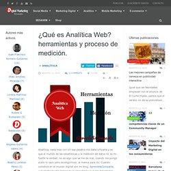 ¿Qué es Analítica Web? herramientas y proceso de medición. - Digital Marketing Trends